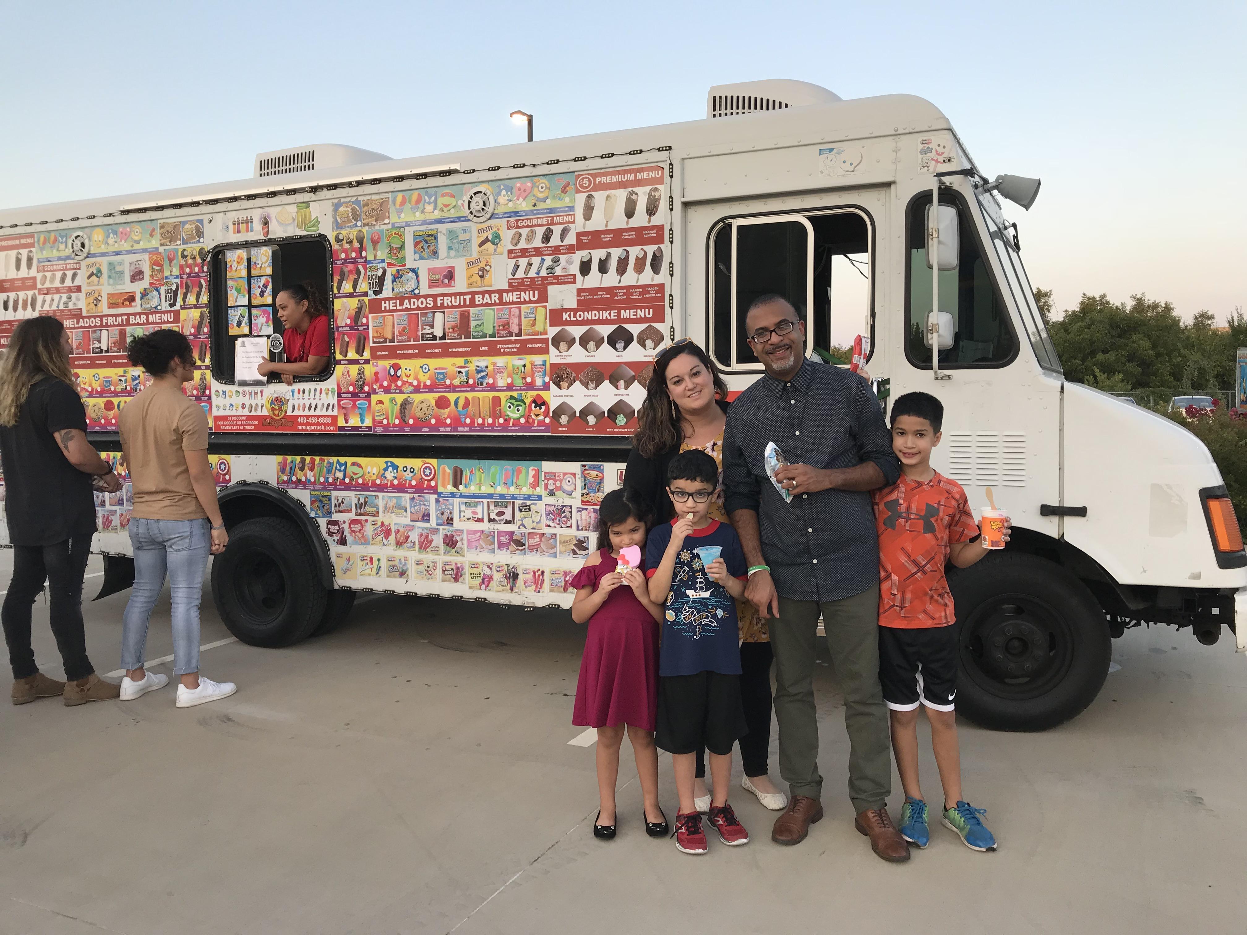 Dallas Ice Cream Truck Company