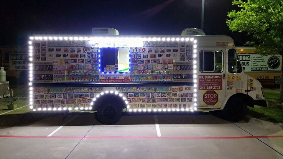 Dallas, TX Food Truck