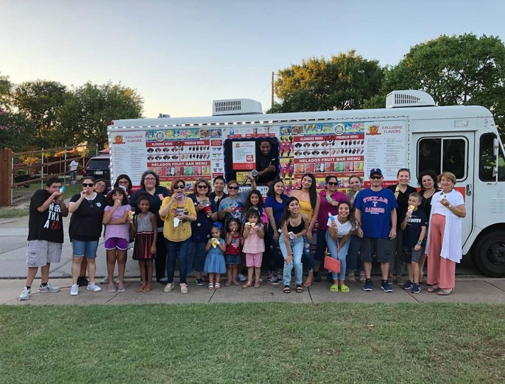 dallas best ice cream trucks